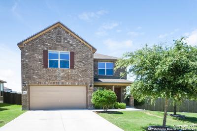 San Antonio Single Family Home New: 7915 Caballo Canyon