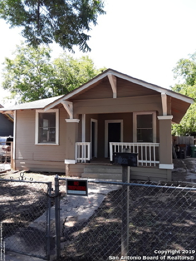 San Antonio Single Family Home New: 115 Montrose St
