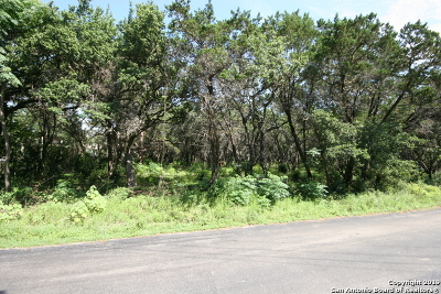 Shavano Park Residential Lots & Land New: 107 Fawn Dr