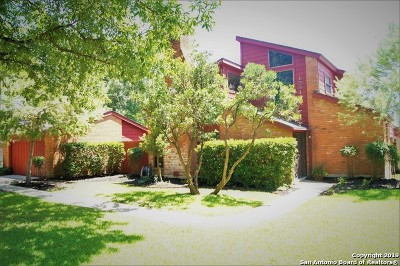 San Antonio Single Family Home New: 15514 Elm Park St