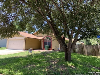 San Antonio Single Family Home New: 602 Cypressgreen Dr