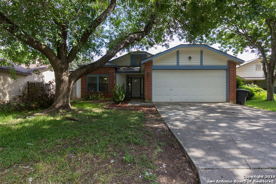 San Antonio Single Family Home New: 9214 Deer Village