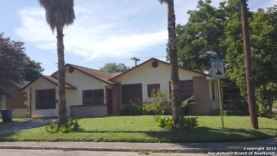 San Antonio Single Family Home New: 203 Craigmont Ln