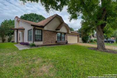 San Antonio Single Family Home New: 10626 Horn Blvd
