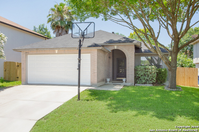 San Antonio Single Family Home New: 10034 Regal Pt