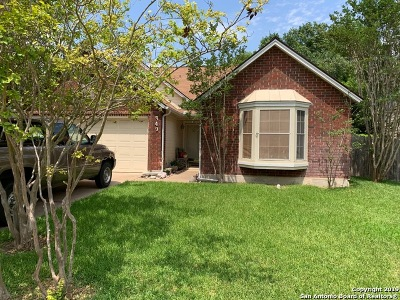 Cibolo Single Family Home Active Option: 349 Scotch Rose