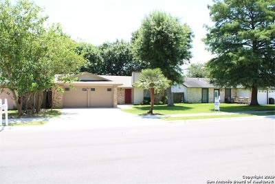 Universal City Single Family Home Active Option: 112 Friendswood Path