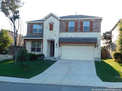 Helotes Single Family Home New: 10751 Texas Star