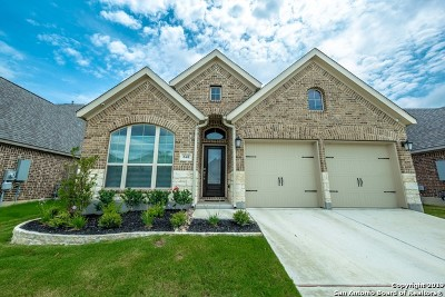 New Braunfels Single Family Home New: 642 Volme