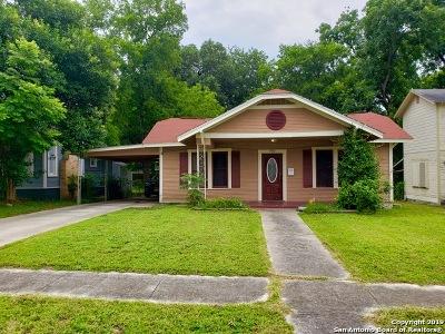 Single Family Home New: 930 Bailey Ave