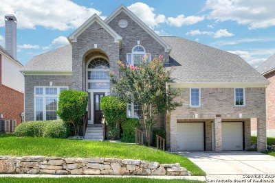 San Antonio Single Family Home Back on Market: 1731 Escada