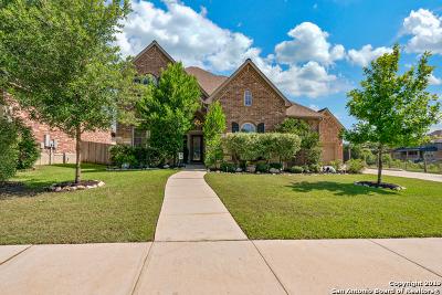 San Antonio Single Family Home New: 8950 River Trace