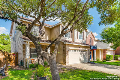 Single Family Home For Sale: 20614 Gathering Oak