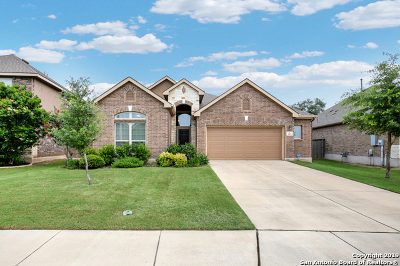 New Braunfels Single Family Home New: 1011 Stone Crossing