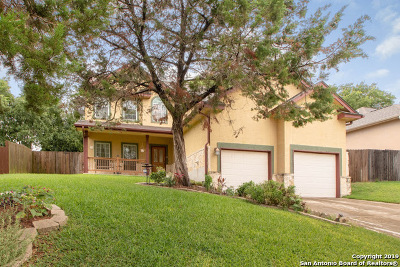 Universal City Single Family Home New: 13623 Puro Oro Dr