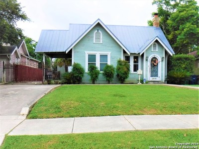 Single Family Home New: 2010 W Huisache Ave