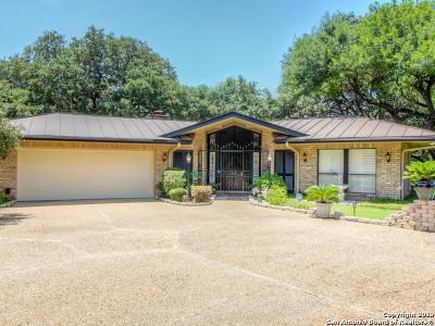 San Antonio Single Family Home New: 6851 Rock Rd