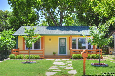 New Braunfels Single Family Home New: 927 Union Ave