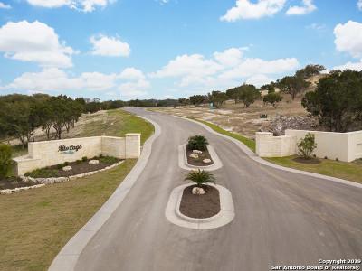 Canyon Lake Residential Lots & Land Price Change: 950 Malbec Loop