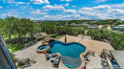 Bexar County Single Family Home New: 1635 Wild Peak