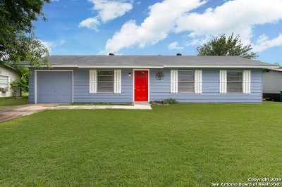San Antonio TX Single Family Home New: $109,900