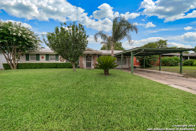 San Antonio Single Family Home Back on Market: 6126 Elm Valley Dr