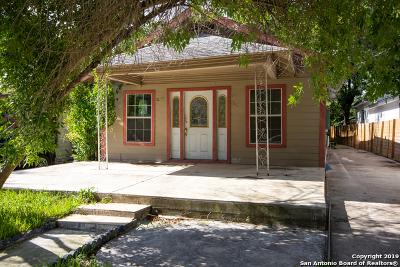 Single Family Home New: 341 Lone Star Blvd