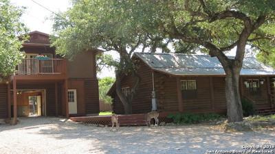 Canyon Lake Single Family Home Active Option: 1640 Charter Oak Dr