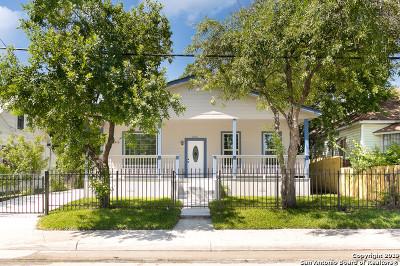 Single Family Home New: 215 Lone Star Blvd