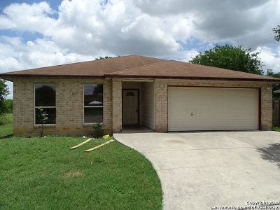 Converse Single Family Home New: 9230 Shadow Crest Dr