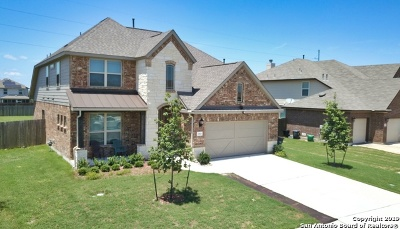 Schertz Single Family Home New: 2969 Winding Trail
