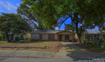 San Antonio Single Family Home New: 334 Las Palmas Dr