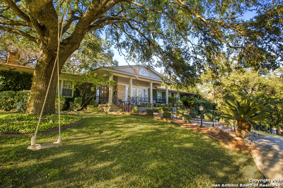San Antonio Single Family Home New: 219 Lakeridge Dr
