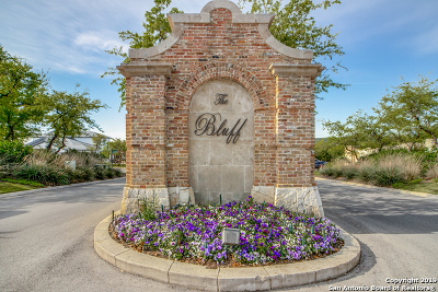 The Dominion Residential Lots & Land New: 24514 Bluff Strand