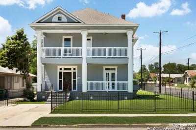 Single Family Home New: 1245 Virginia Blvd