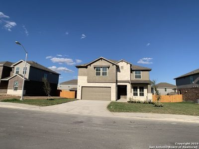 New Braunfels Single Family Home New: 2159 Trumans Hill