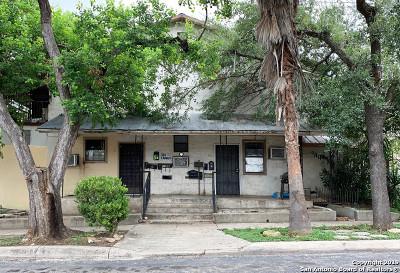 San Antonio Multi Family Home New: 201 E Dullnig Ct