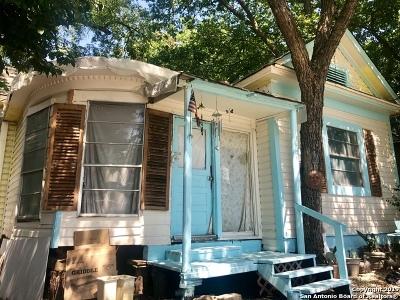 Single Family Home New: 419 Monumental