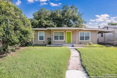 Single Family Home New: 2039 Lamar