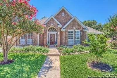 San Antonio Single Family Home New: 14835 Swale