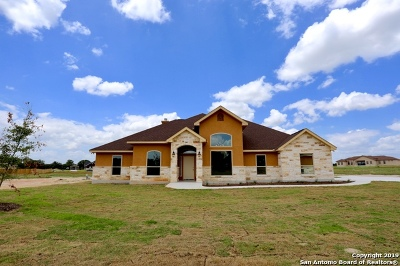 Floresville Single Family Home For Sale: 339 Abrego Lake Dr