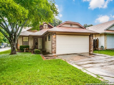 San Antonio Single Family Home New: 3303 Stone Cave