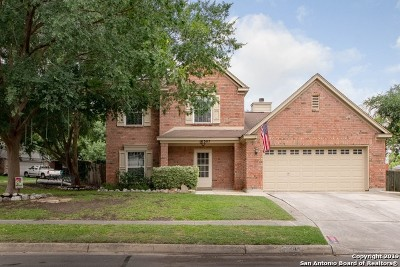 Converse Single Family Home Active Option: 10307 Mustang Ridge