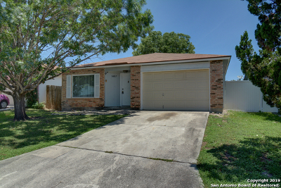 Converse Single Family Home New: 6867 Cypress Mist Dr