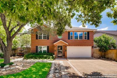 San Antonio Single Family Home New: 1327 Summit Bluff