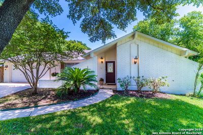 San Antonio Single Family Home New: 2909 Sir Phillip Dr
