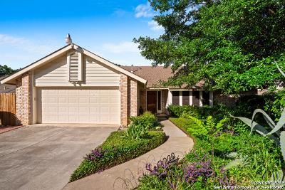 San Antonio Single Family Home New: 16626 Willow Run St