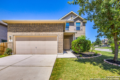 San Antonio Single Family Home New: 3302 Candleside Dr