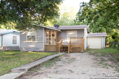 Single Family Home New: 158 Continental