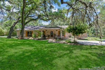 Helotes Single Family Home Back on Market: 11449 Paloma Dr